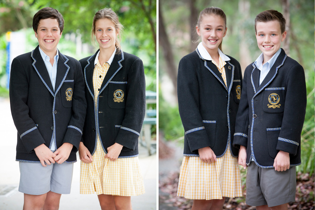 school uniforms good essay